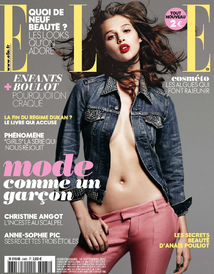 Wheretoget.it featured in Elle France